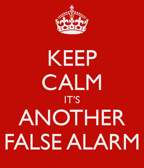 falso allarme antifurto casa